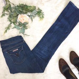 Hudson Jeans Boot Cut Medium Wash 6 / 28 Denim